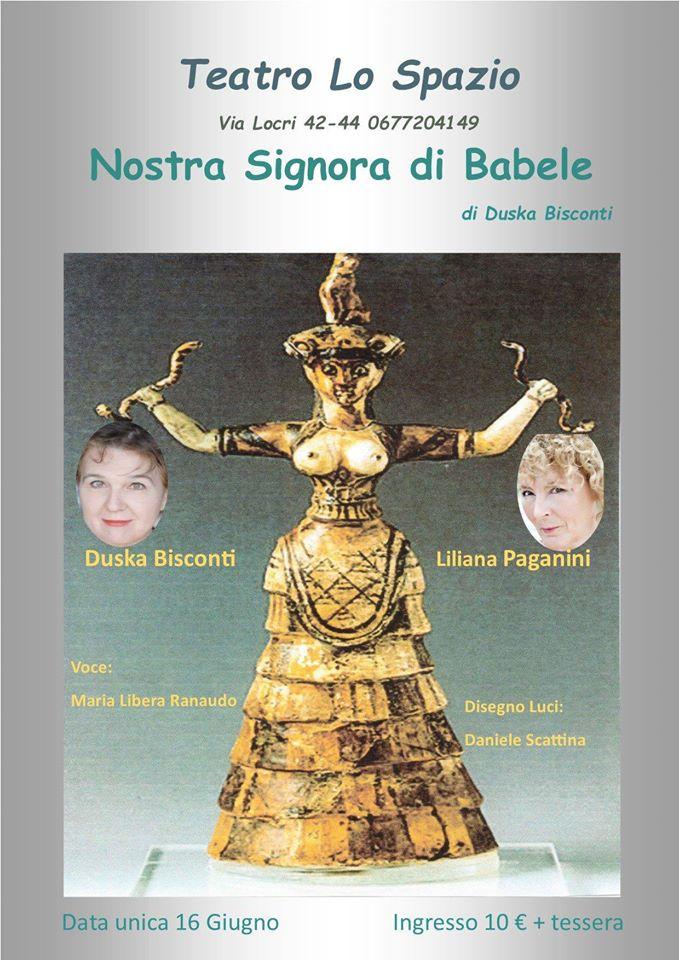 Nostra signora di Babele